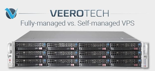 Fully-managed vs. self-managed VPS