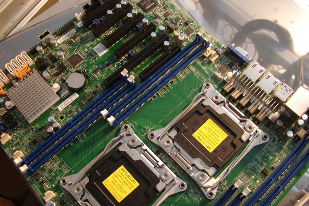 Supermicro X10DRL-i Motherboard