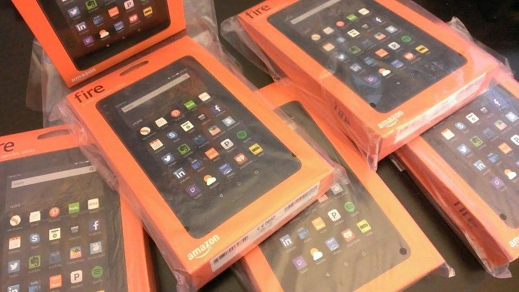 FREE Amazon Fire Tablet Giveaway