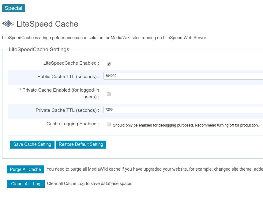Better Performance and Pagespeed with LiteSpeed Web Server and LiteSpeed Cache