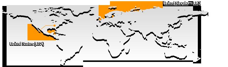 web hosting server locations