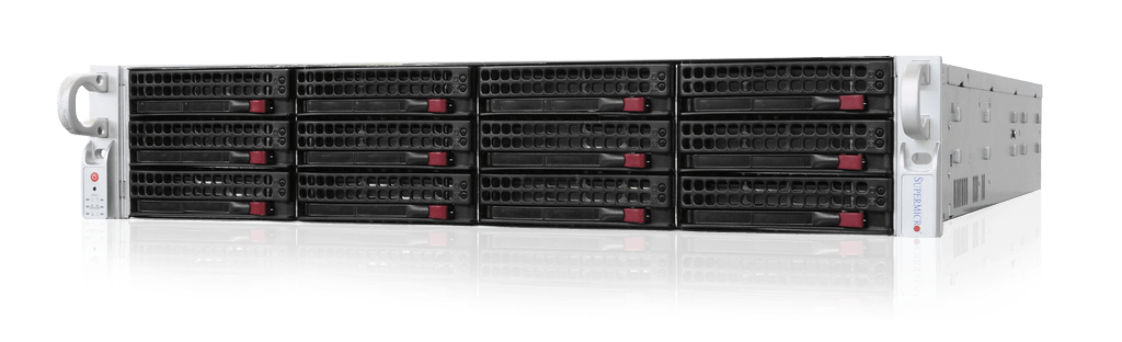 VeeroTech Supermicro Server