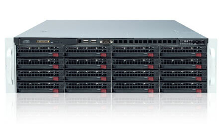 VeeroTech web hosting Supermicro server