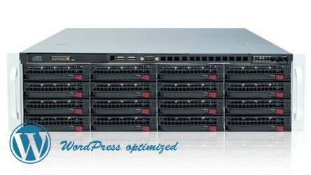 WordPress Optimized Hosting