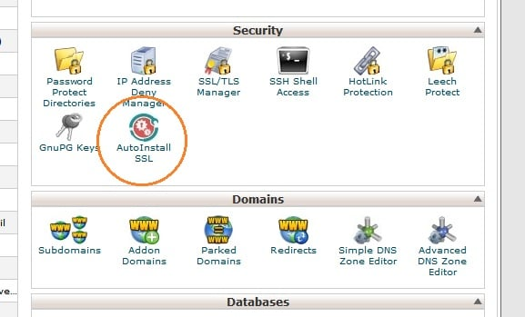 ssl installation on veerotech hosting