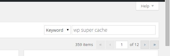 wp-super-cache-search